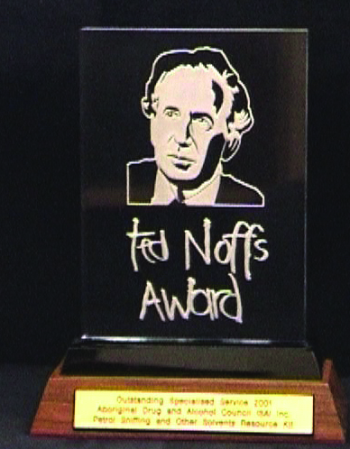 Ted Noffs Award