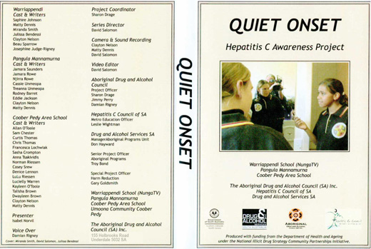 Hep C Awareness Project  - Other