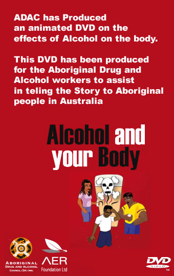 2006 Alcohol DVD - Alcohol and Your Body - Alcohol